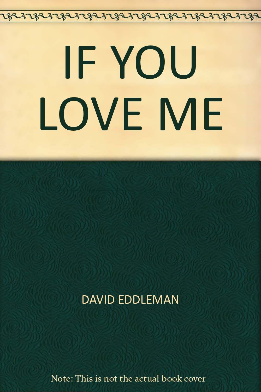 IF YOU LOVE ME pdf