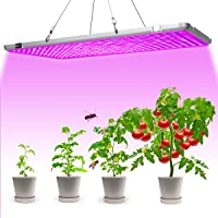 Bozily Lámpara de Plantas, Lámpara de Cultivo LED