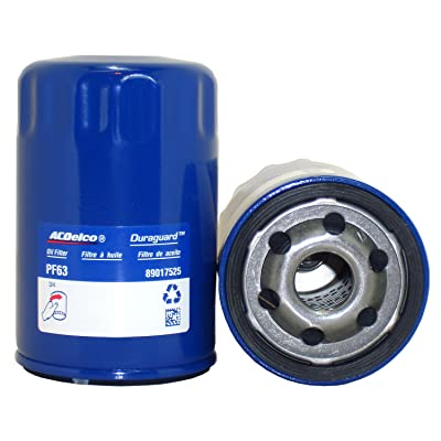 ACDelco PF63 Professional Engine Oil Filter: Automotive
