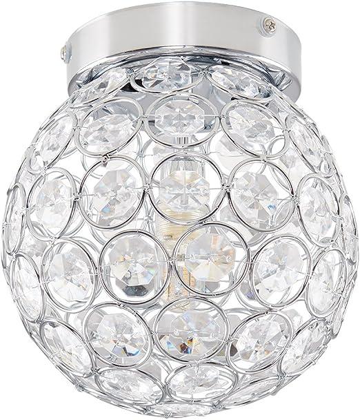 MiniSun Plafonnier 3/boules en verre