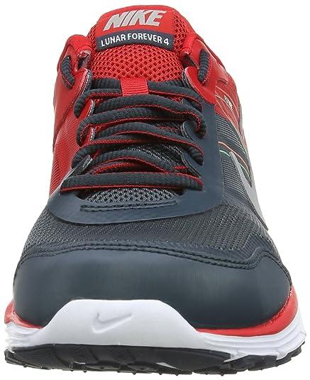 Nike Lunar Forever 4 MSL, Chaussures de Course à Pied pour Homme -  Multicolore - Multicolor (Clssc CHRCL/Mtllc SLVR/Unvrsty), 40 EU:  Amazon.fr: Chaussures ...