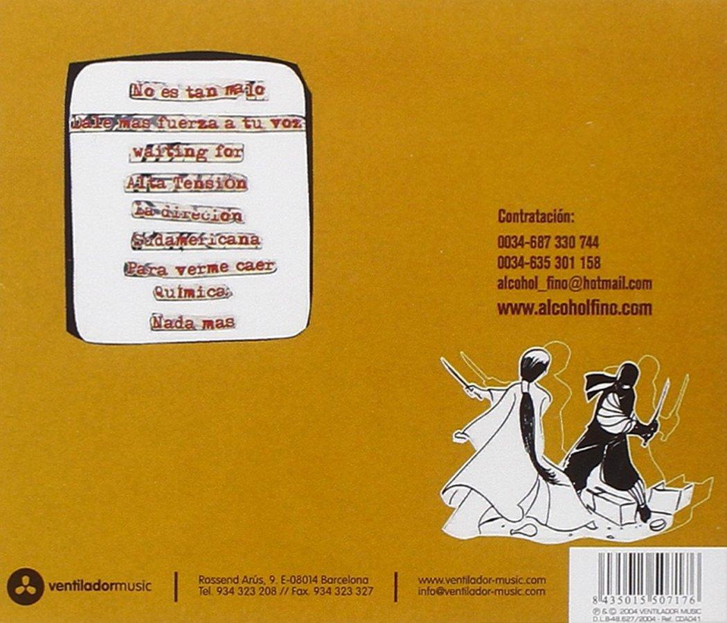 Alta Tension: Alcohol Fino: Amazon.es: Música