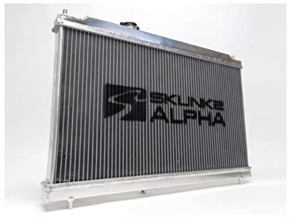 Skunk2 349-05-1000 Alpha Series Radiator for Honda Integra
