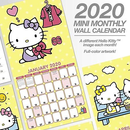 驚くばかり 12 Month Hello Kitty Calendar 2019 Printable - ジャジャトメガ