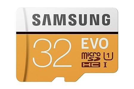 Amazon.com: Samsung MicroSD EVO Series 100MB/s (U3) SDXC ...