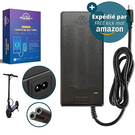 MagicBike® Cargador de batería Scooter eléctrico Xiaomi M365 ...