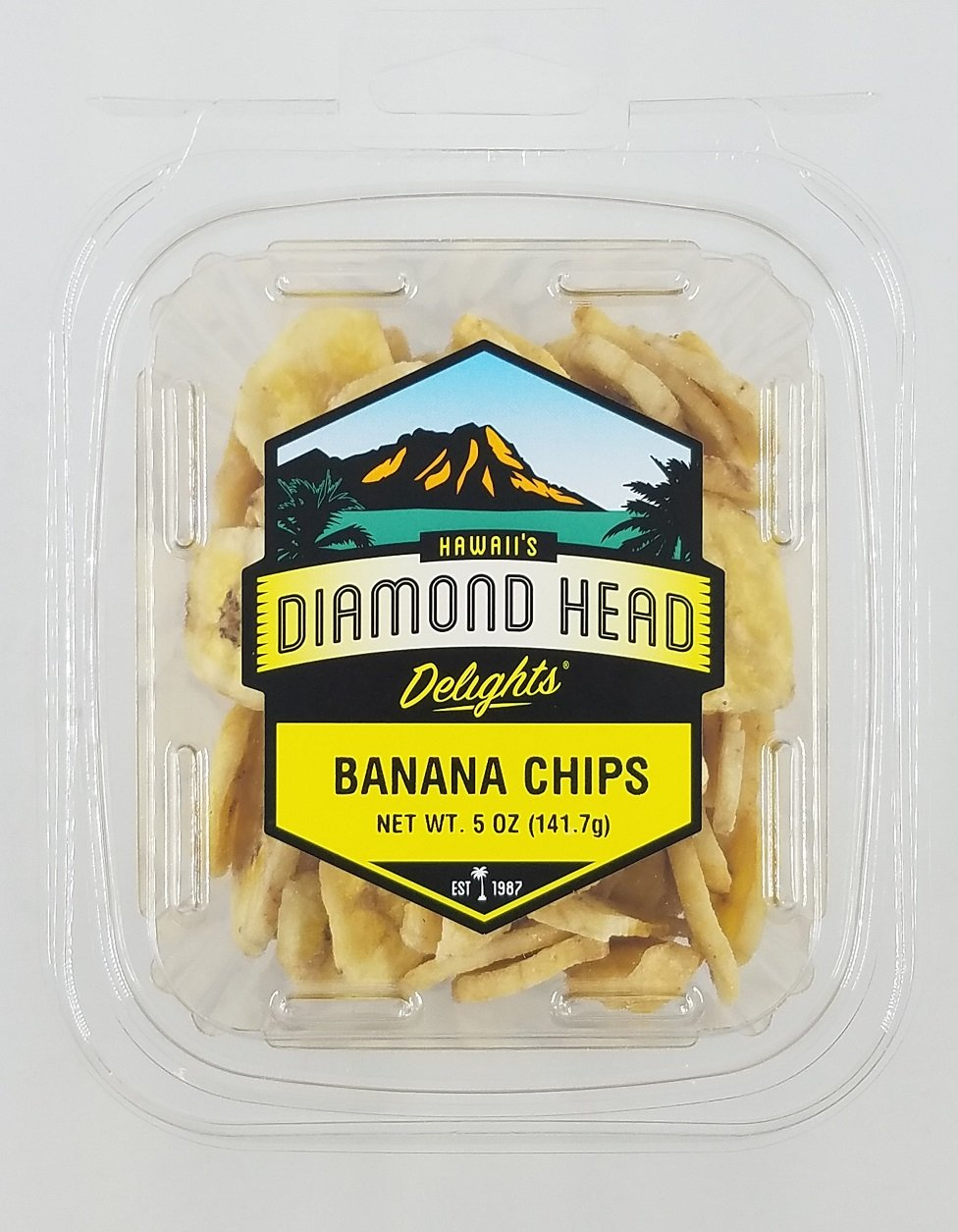 Dried Banana Chips 5 oz.
