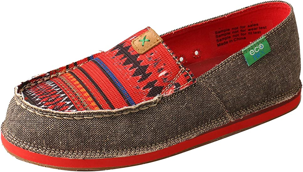 Casual Driving Loafers Moc Toe