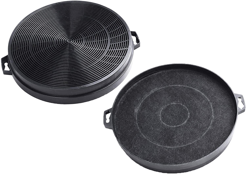 AquaHouse 2 filtros de carbón para campana de cocina compatibles con B&Q/Cata/Designair/Cooke & Lewis/Airlux Extractor Hood (CHF02): Amazon.es: Hogar