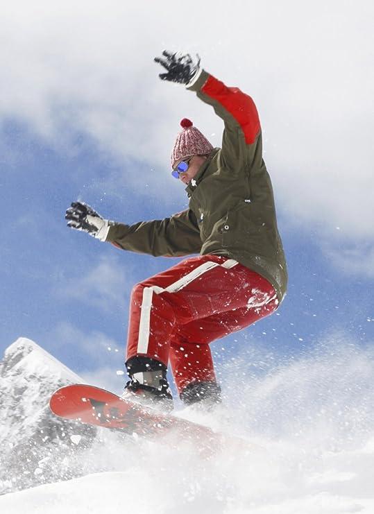 Rapid Eyewear Aspen GAFAS DE SOL PARA ESQUI, hacer snowboard y escalar. Para hombre y mujer. Ideal deporte extremo y antiparras de glaciar.