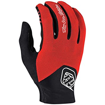 2018 Troy Lee Designs Black ACE 2.0 Gloves All Sizes