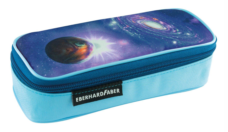 Eberhard Faber 577539 Schlamperbox Schmetterling Dunkelblau