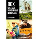 Box Coleção Brasileiras no Canadá