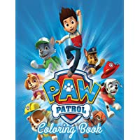Paw Patrol Coloring book: High Quality Super Cute Images