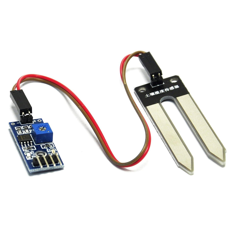 Gikfun Soil Moisture Sensor for Arduino Garden Watering EK1099C