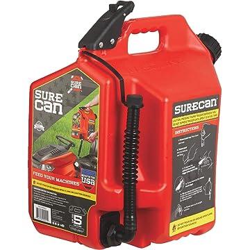 reliable SureCan 5 Gallon