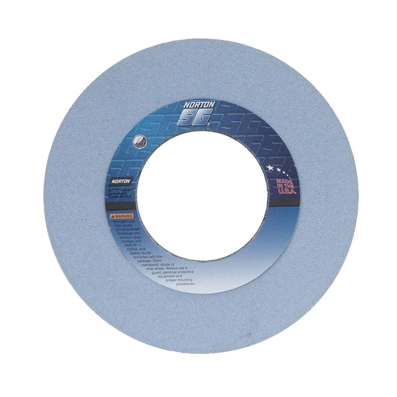 Grinding Wheel, T1, 14x2x5, CA, 60G, Med, Blue