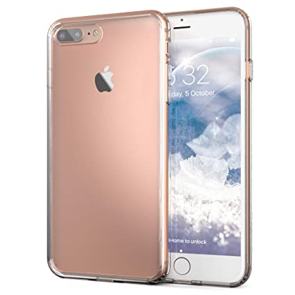 Amazon.com: Funda para iPhone, funda protectora transparente ...