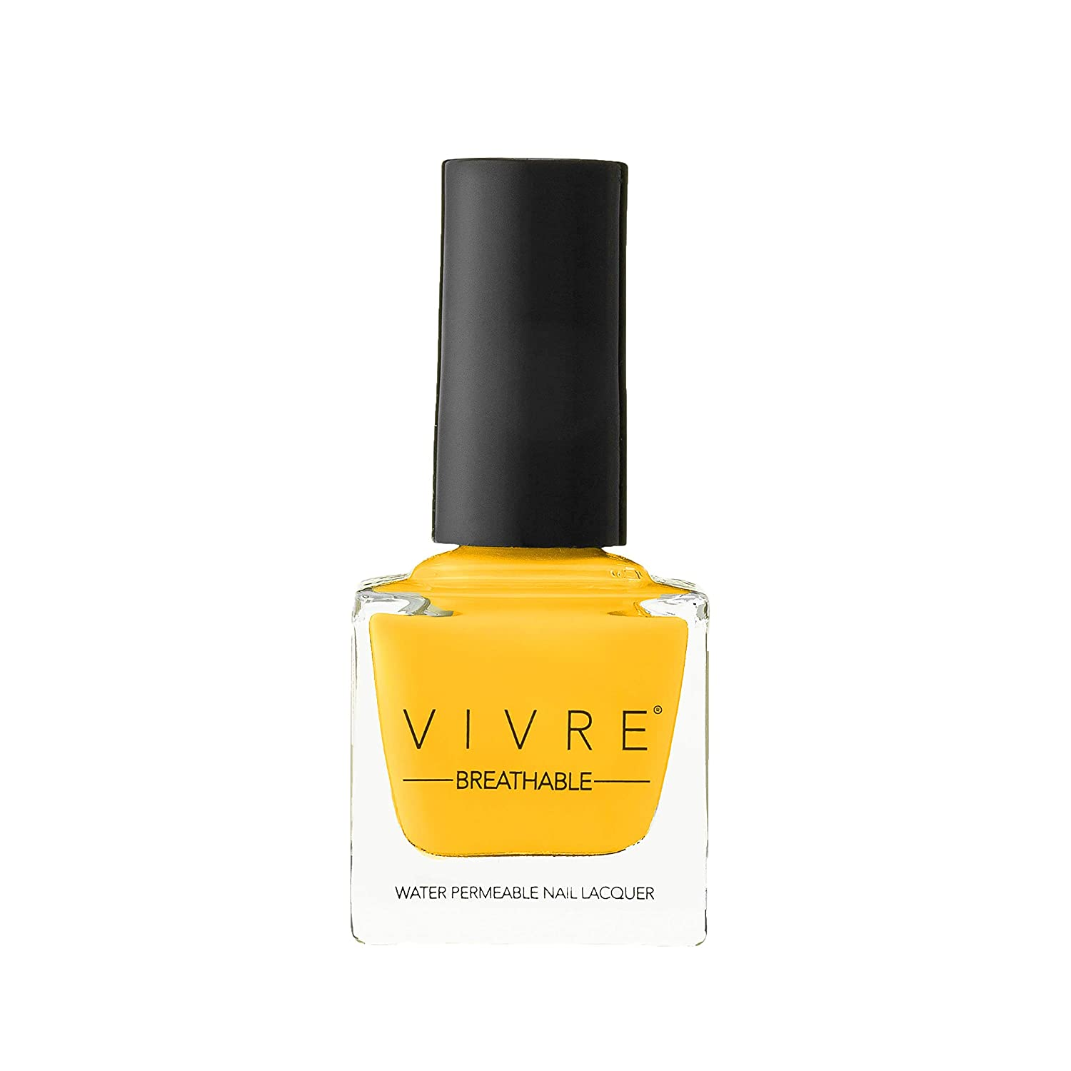 Amazon Com Vivre Cosmetics Certified Breathable Water Permeable Oxygen Permeable Halal Nail Polish Butter Drizzle Beauty