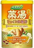 バスクリン 薬湯 じっくり保温浴 気分ほぐれるシトラスジンジャーの香り 600g 入浴剤 (医薬部外品)