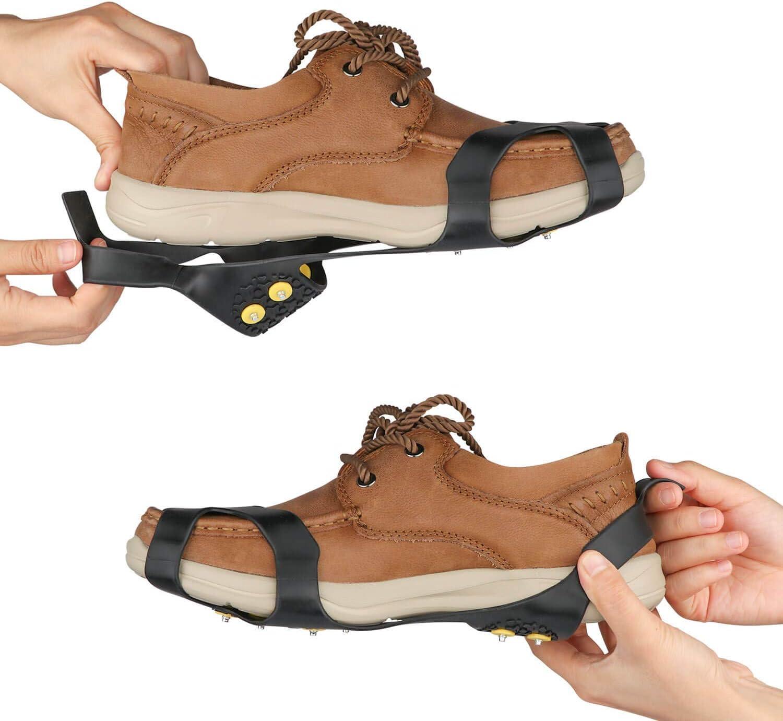 靴底用 滑り止め アイゼン スパイク