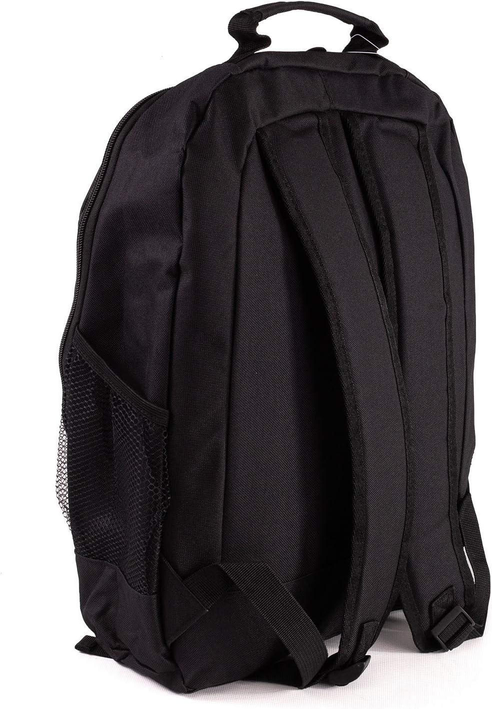 Forever Collectibles NBA Golden State Warriors Back To School Backpack Black Bag Rucksack Tasche