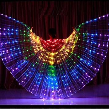 Amazon.com: ZTXY - Capa de baile para el vientre, diseño de ...