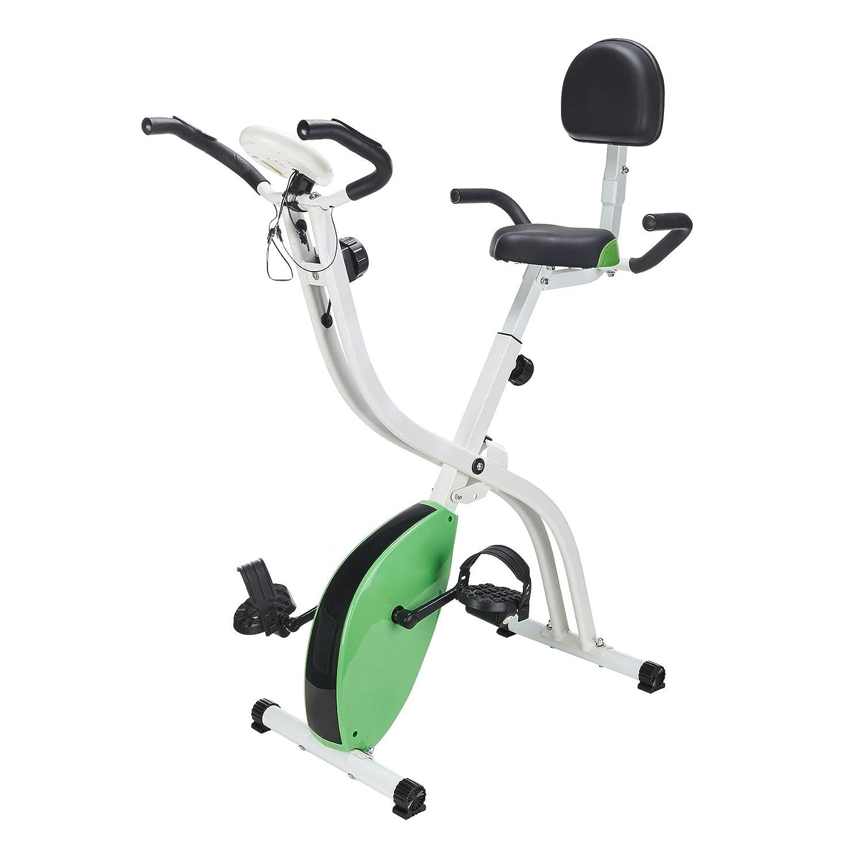 Pinty Folding Upright Exercise Bike
