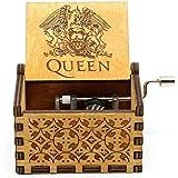 Romely's Gift Store Caja Musical De Queen (Wood)