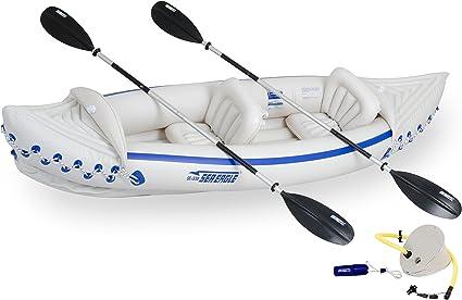 Amazon.com: Mar Eagle SE330 Deportes inflable Kayak Start Up ...