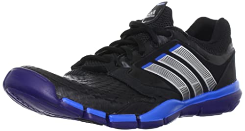 cb5344bd0f7 ADIDAS ADIPURE TRAINER 360 RUNNING SHOE - 6 UK (BLACK METALLIC SILVER PRIDE