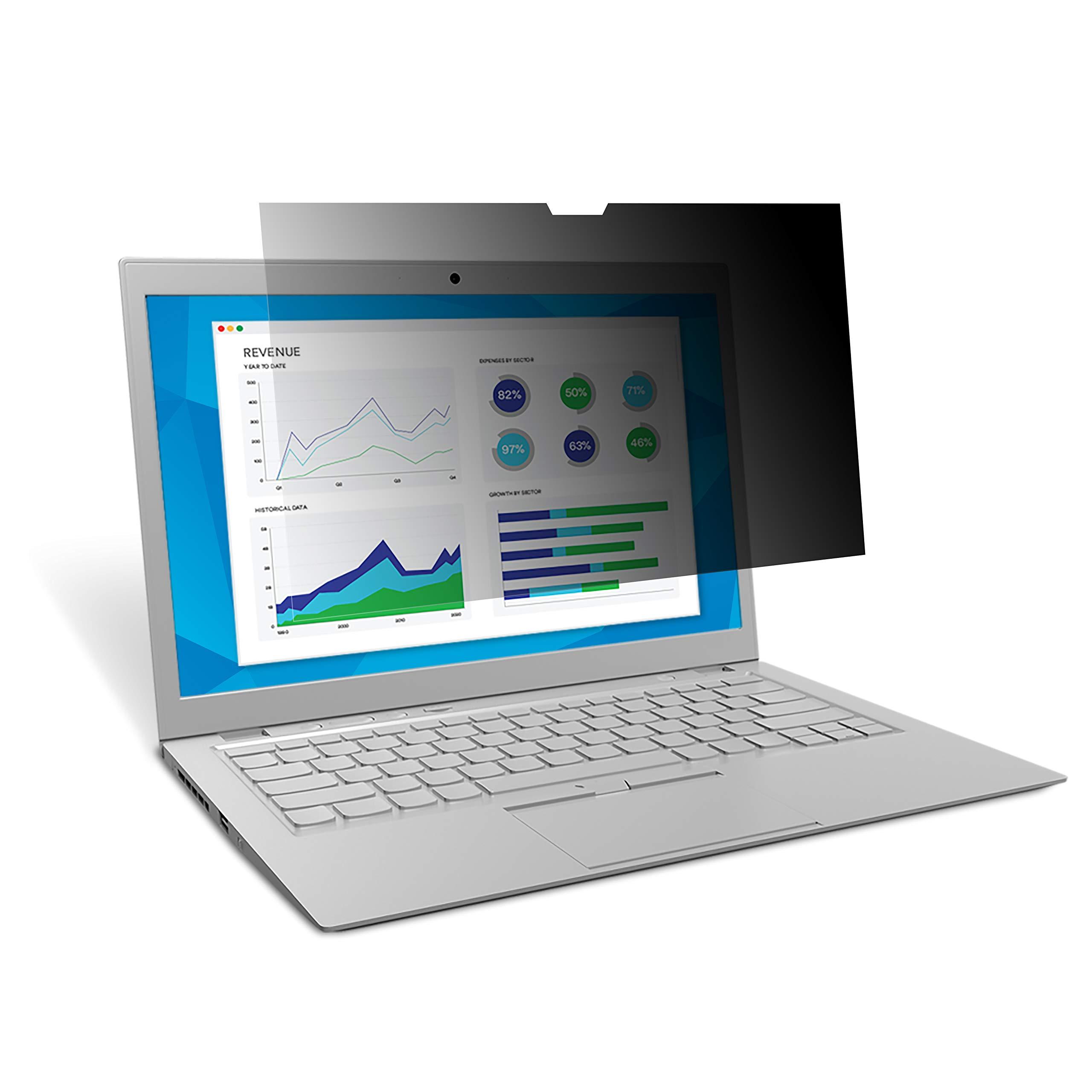3M Privacy Filter for 13.3'' Edge-to-Edge Widescreen Laptop (PF133W9E)