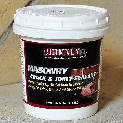 Prime Chimneyrx Masonry Fireplace Crack Joint Sealant 1 Pint Interior Design Ideas Inesswwsoteloinfo