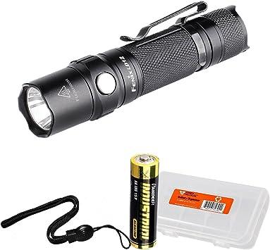 Fenix LD12 LED Taschenlampe CREE XP-G2 R5 320 Lumen Modell 2017