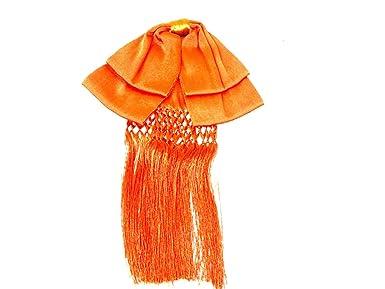 Desconocido Pajarita mexicana con diseño de carro, color naranja ...