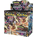 Pokemon TCG: Sun & Moon Forbidden Light Booster Sealed Box   Collectible Trading Card Set   36 Booster Packs   Over 130 Cards 5 Prism Star Cards, 8 Pokemon-GX Cards, 6 Ultra Beasts, 15 Trainer Cards