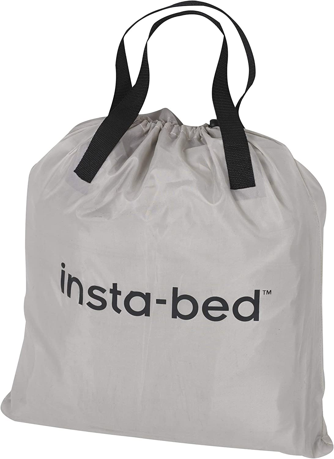 Insta-Bed Raised Air Mattress with Never Flat Pump Renewed