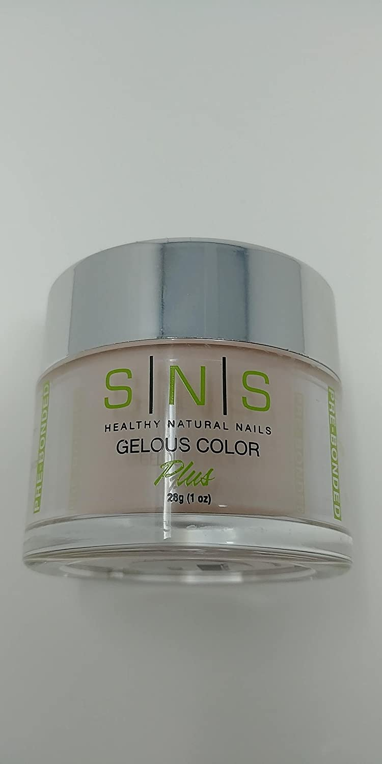 SNS Nail Dipping Powder N10 1oz Nude Collection