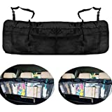 CAR 5 pocket back seat or boot car organizer - suitable for iPad, tablets, toys, water bottles, juice cartons, tools, spare clothes etc - boot organiser, storage tidy