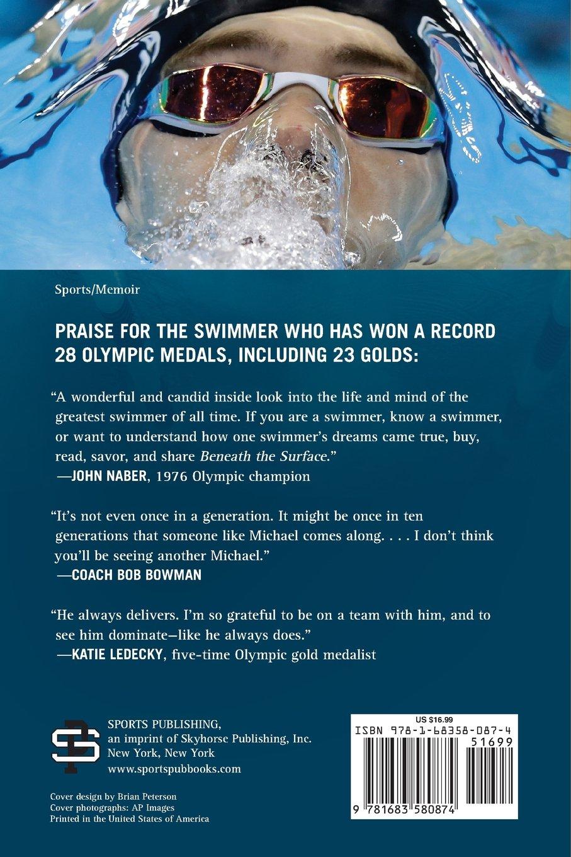 Beneath the Surface: My Story: Michael Phelps, Bob Costas, Brian ...