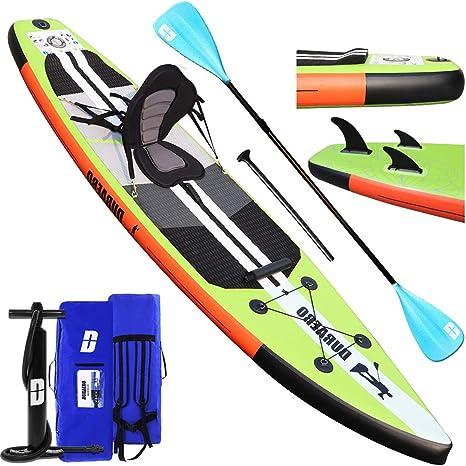 Tabla Hinchable de Paddle Surf Sup DURAERO