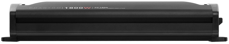 Amazon.com: Sistemas PF1800 4 canales Amplificador puenteable con subwoofer Control Remoto Nivel: Electronics