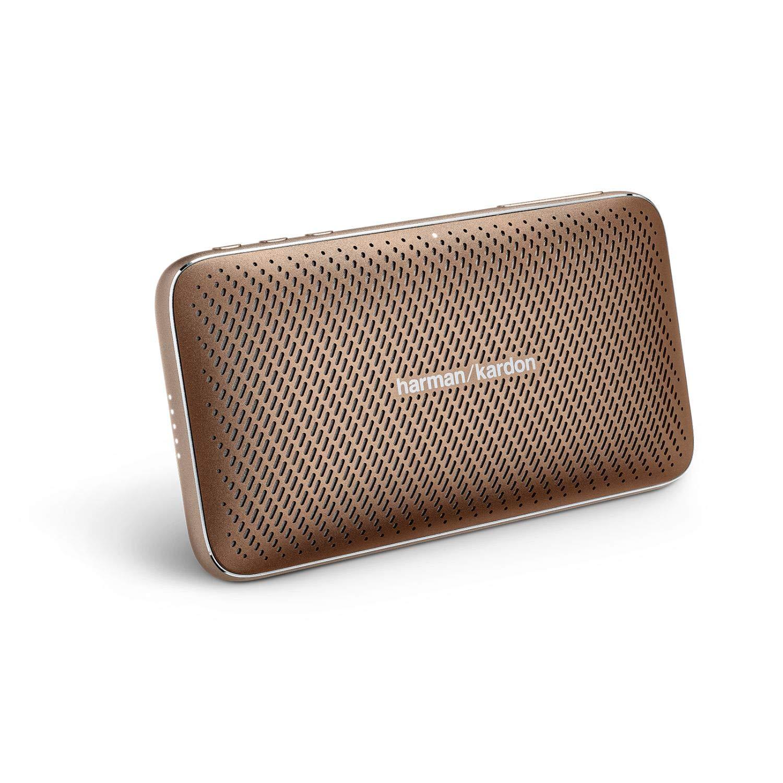 Harman Kardon Esquire Mini 2 Portable Wireless Speaker (Brown)