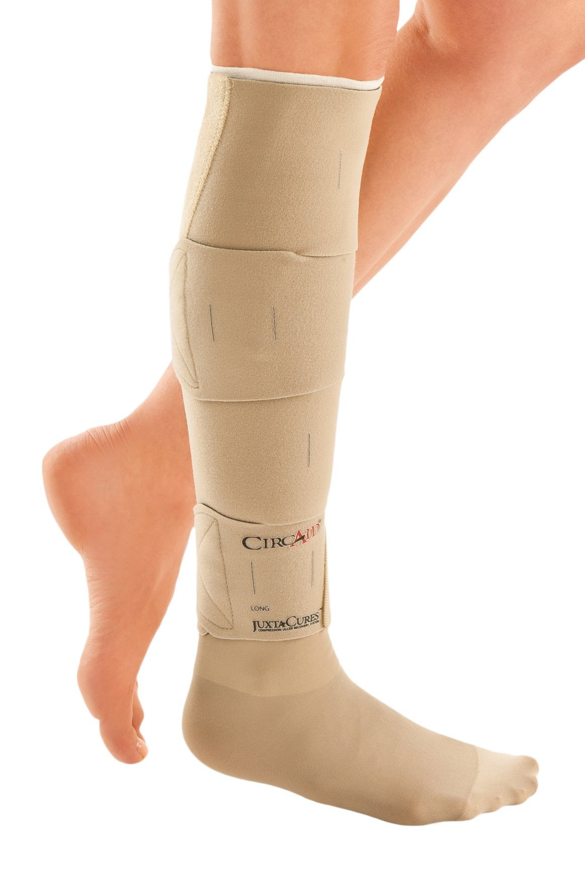 circaid juxtacures Provide Adjustable Compression for a Comfortable Fit