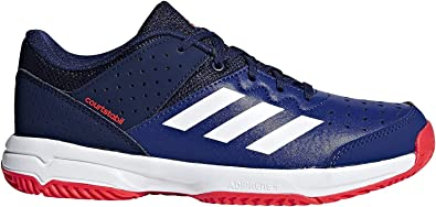 adidas Court Stabil Jr, Chaussures de Handball Mixte Adulte