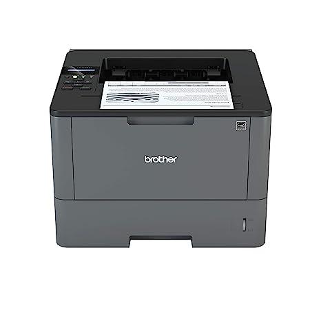 Brother HL-L5100DN - Impresora láser Profesional Monocromo (Bandeja 250 Hojas, 40 ppm, USB 2.0, Memoria de 256 MB, Doble Cara automática, Ethernet) ...
