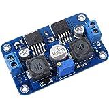 Icstation DC to DC Voltage Regulator Step Down Up Power Supply Converter Module 3.5V-28V to 1.25V-26V 3A LM2596 XL6009