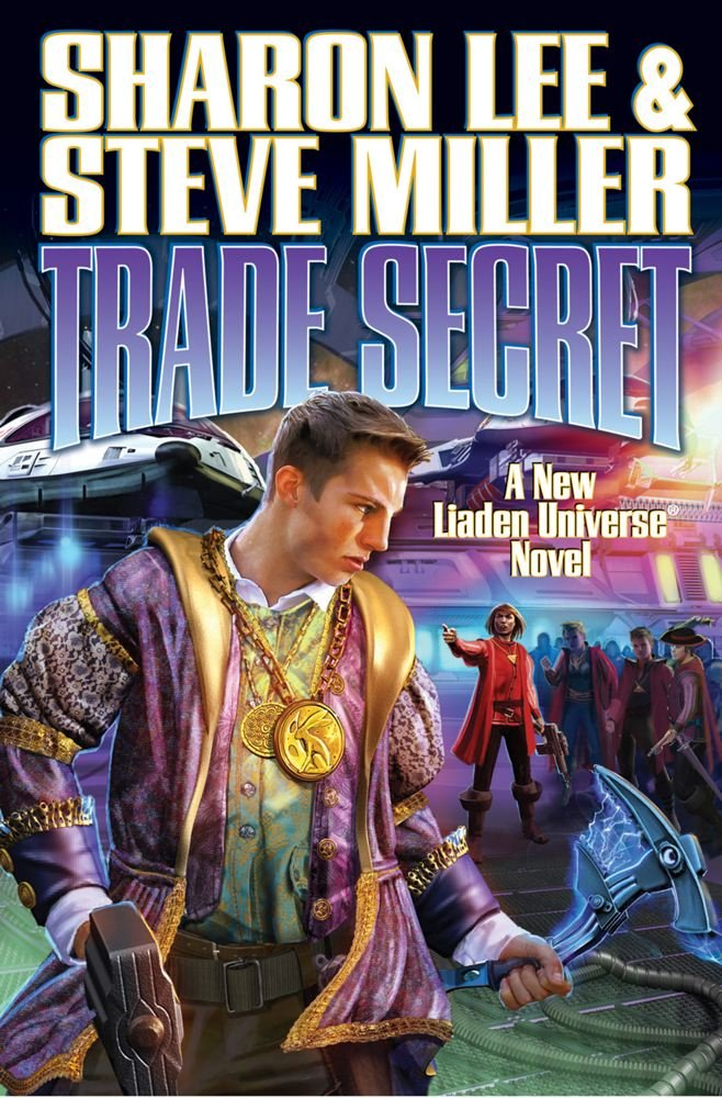 Download Trade Secret Limited Signed Edition (Liaden Universe) pdf