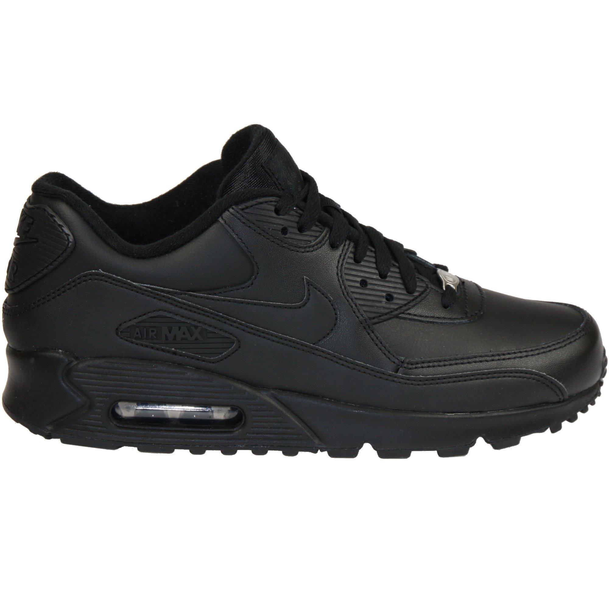 buy online e3774 f3230 Galleon - Nike Men s Air Max 90 Black 302519-001 (Size  7.5)