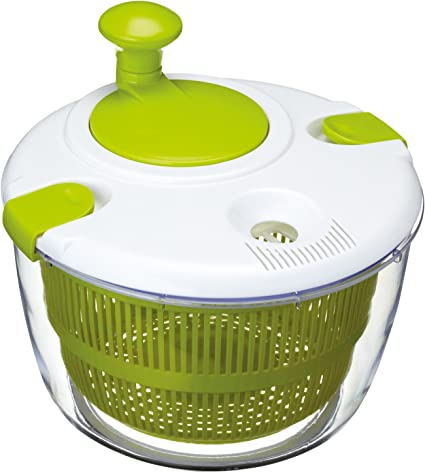 How Long Does It Take For The Salad Spinner To Come To Rest?